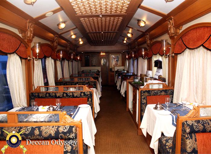 First Aid Wheels >> Deccan Odyssey Train India, Deccan Odyssey Train Tour