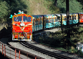 Kalka Shimla Railway, Kalka Shimla Toy Train