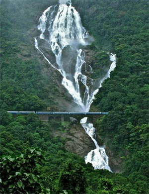 Konkan Railways India