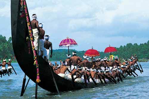 Kerala Vacations Excursion