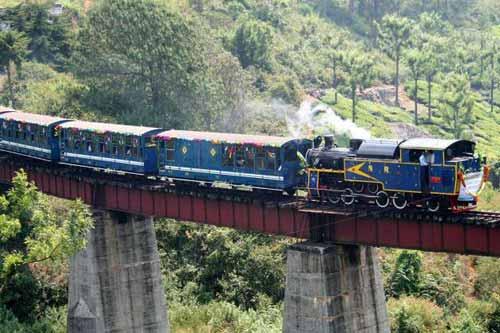 Nilgiri Mountain Railway