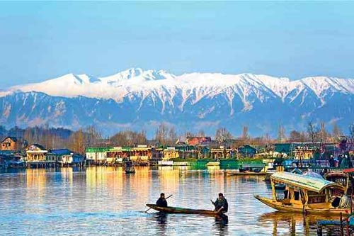 Srinagar Tour Excursion