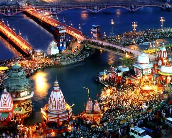 Haridwar Rishikesh Tour Packages From Ahmedabad