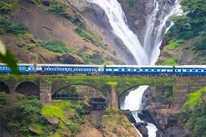 Goa Train Tour